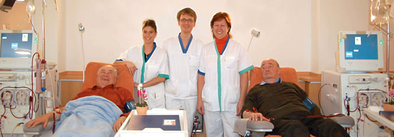 dialyse centrum. Black Bedroom Furniture Sets. Home Design Ideas